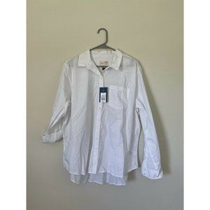 NWT Universal Thread Alamosa Button Up Blouse  Siz